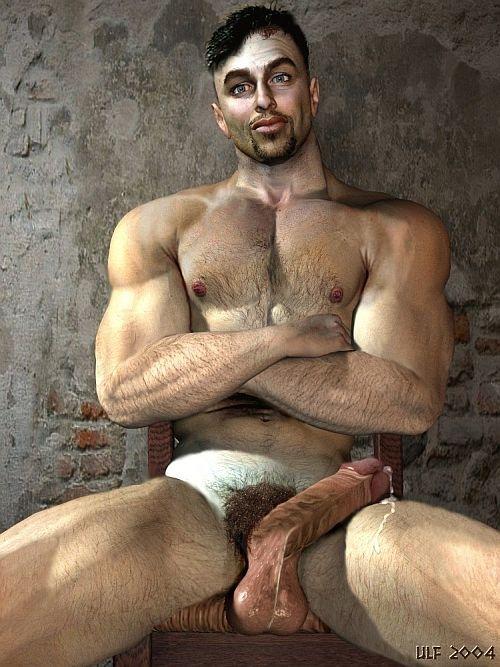 gay porn art fantasy
