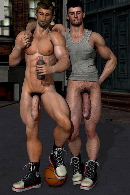 nude gay men review