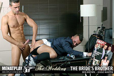 Menatplay wedding