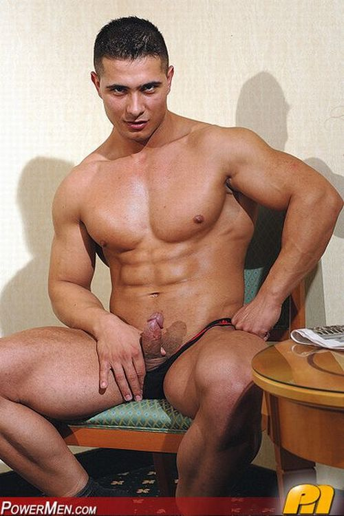 Guy Next Door Hunky Chris Baker
