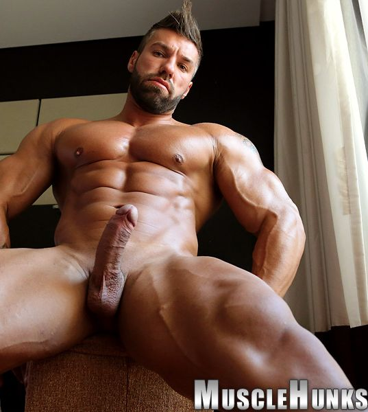 Mature male bodybuilders