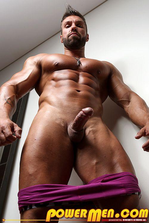 Angelo di hunk muscle lucas