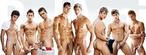 Hottest naked men ever