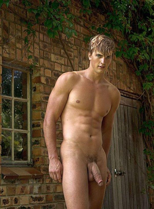 Congratulate, what nude blonde male