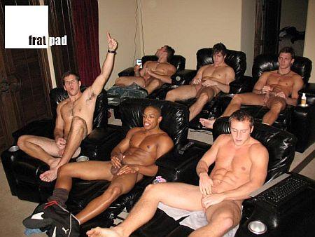 Frat pad naked — pic 10