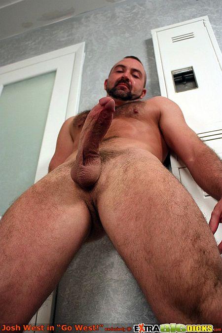 josh west naked