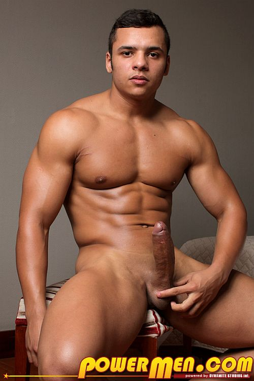 Santos nude martin bodybuilder