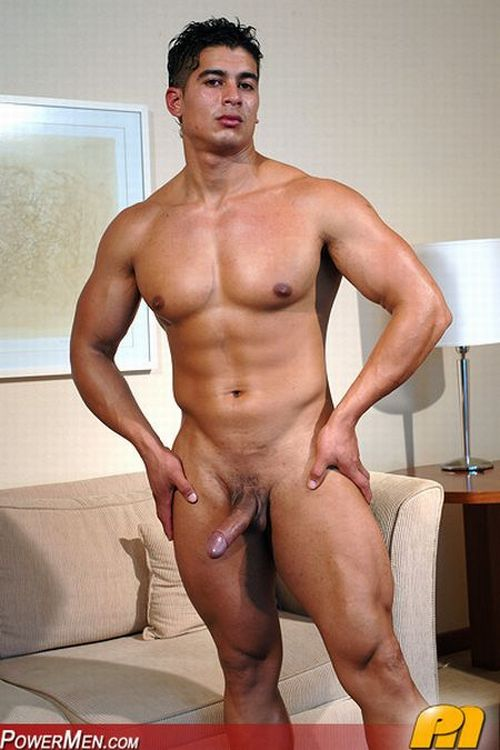 Latina naked men