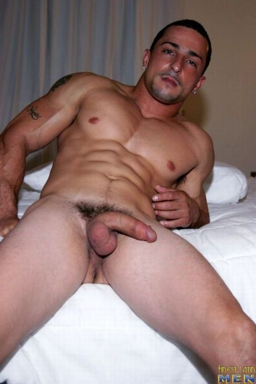 Latino gay muscle cock tumblr