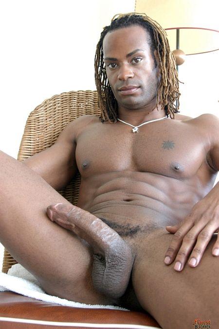 Marlone Starr Sexy Black Muscle FinestBlackMen
