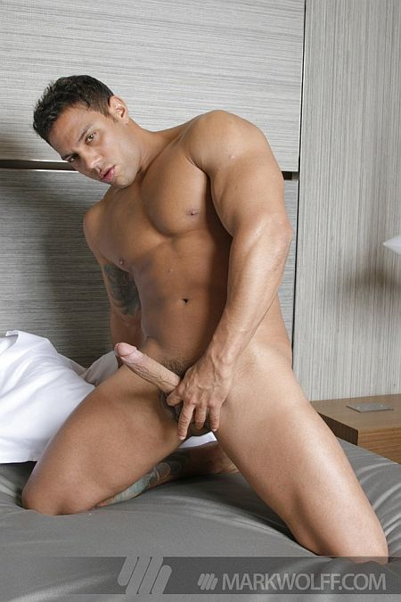 Brazilian Muscle Ramon Carioca At Markwolff  Men 4 Men -9941