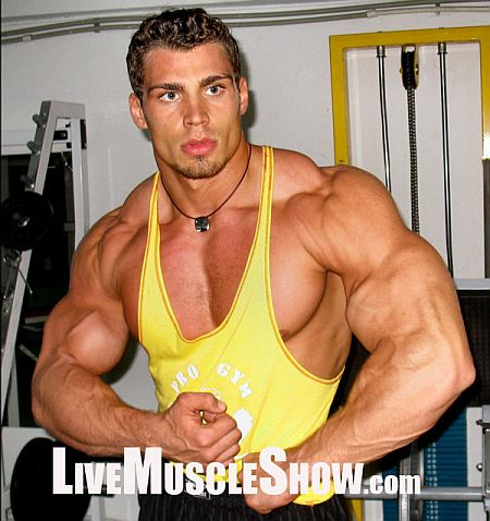 Watch Stunning Gay Muscles on