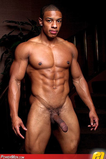 Naked gay black guys